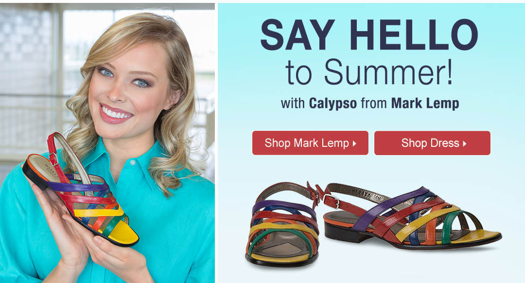 Say Hello To Summer With Calypso From Mark Lemp