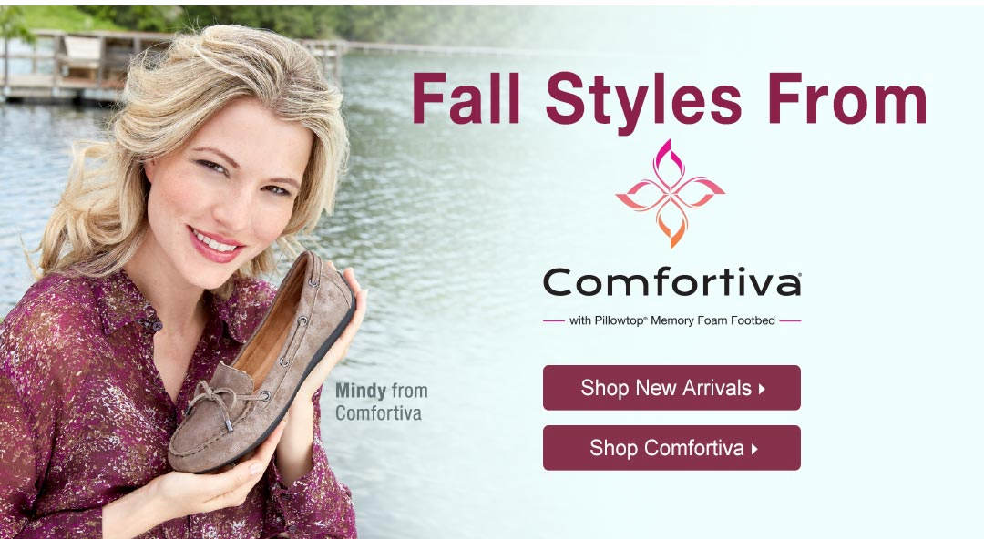 Fall Styles From Comfortiva