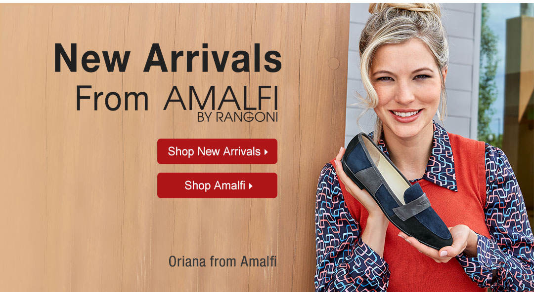 New Arrivals From Amalfi