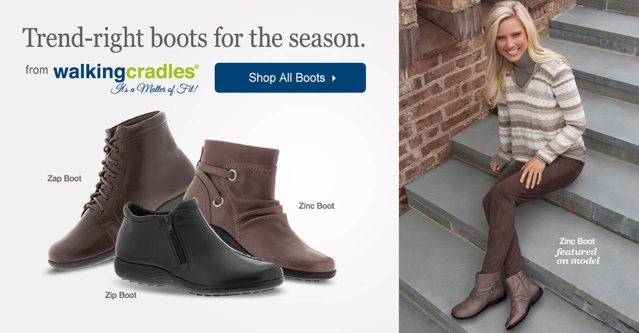 Shop trend-right boots for the season