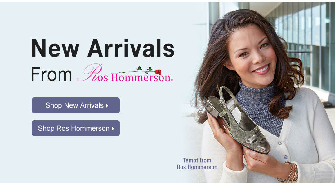 New Arrivals From Ros Hommerson