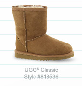 UGG Classic (Girls' Toddler-Youth)