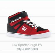 DC Spartan High EV (Boys' Toddler-Youth)