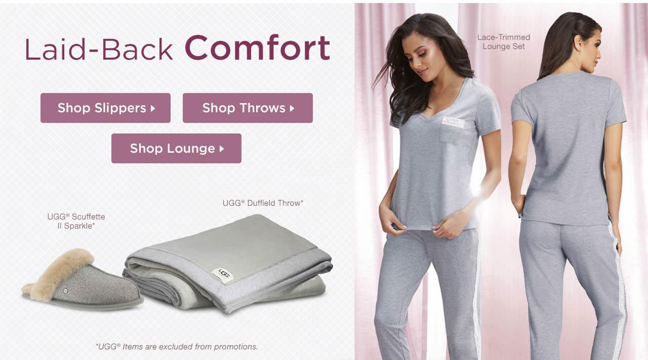 Laid-Back Comfort