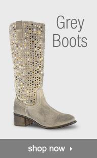 Shop Grey Boots