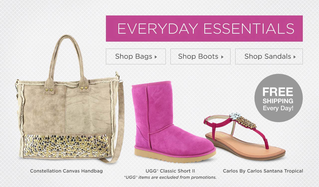 Shop Women's Bags, Boots and Sandals