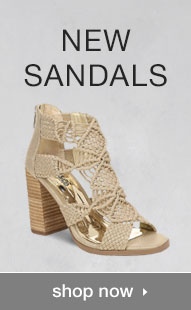 Shop New Sandals