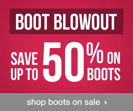 Shop Men's Boots on Sale