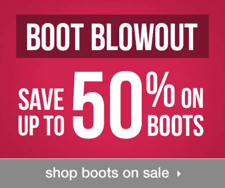 Shop Women's Boots on Sale