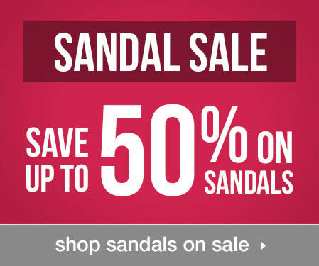 Shop Women's Sandals on Sale
