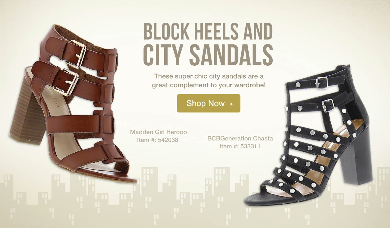 Shop Women's City Sandals