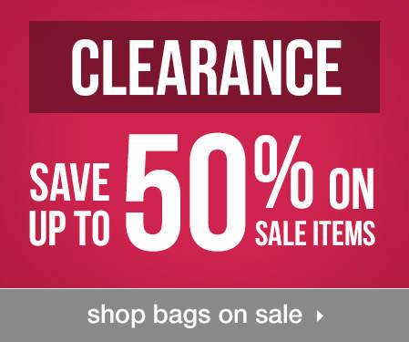 Shop Bags on Sale