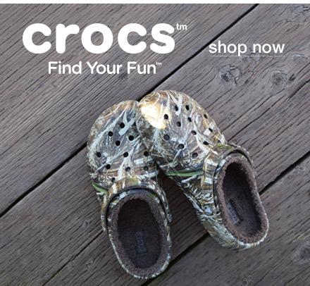 Shop Crocs™