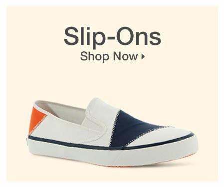 Shop Men's Slip-Ons