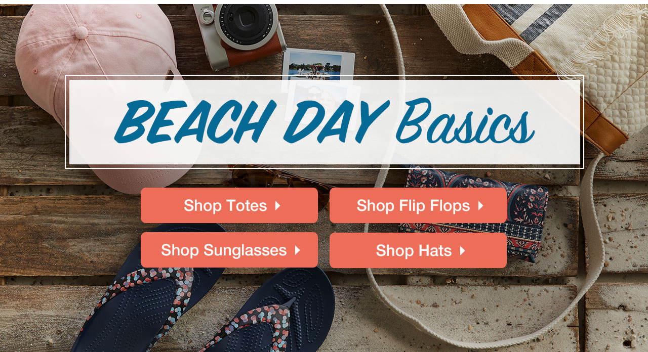 Beach Day Basics
