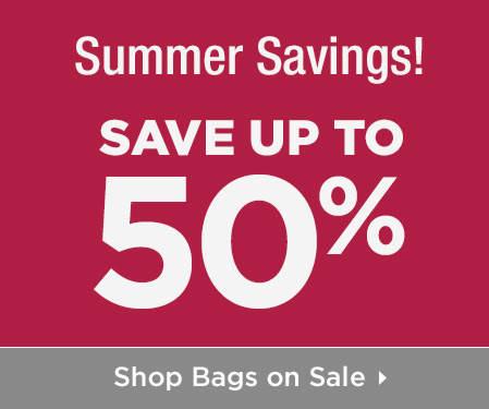 Shop Bags Sale