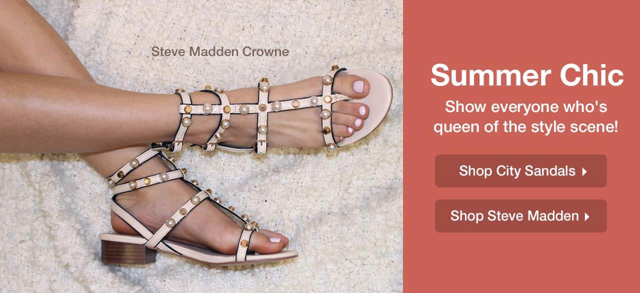 Shop Women's City Sandals