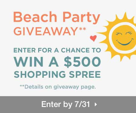 Enter to Win a $500 Shopping Spree