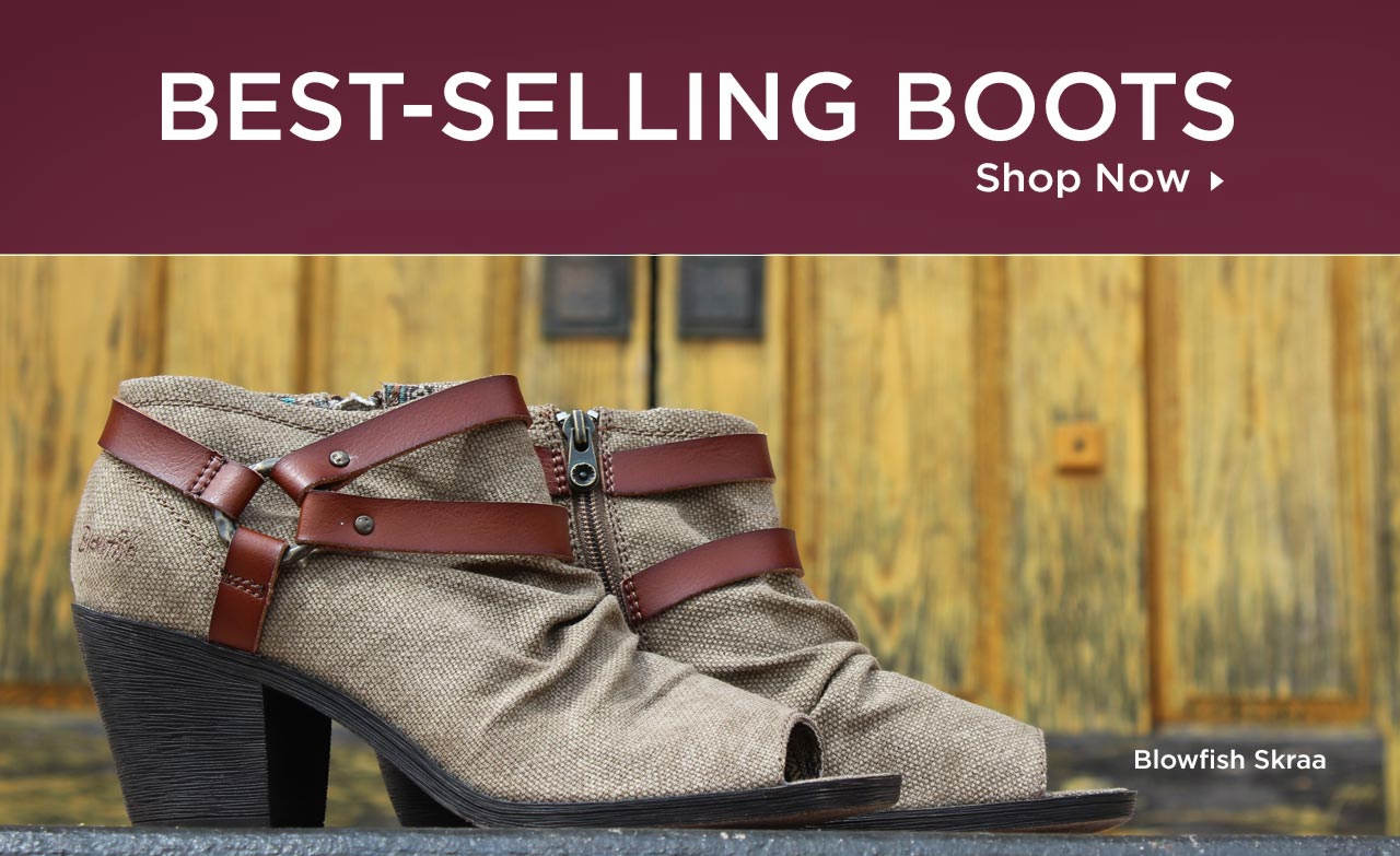 Shop Women's Best-Selling Boots