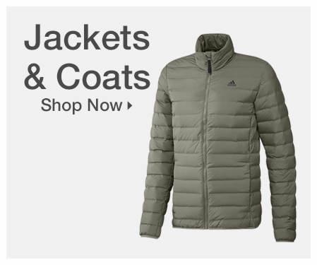 Shop Men's Shop Men's Jackets & Coats