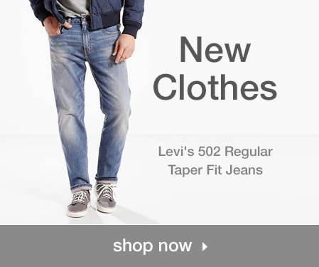 Shop New Men's Clothes