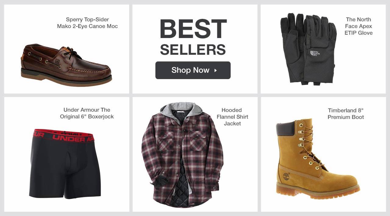 Shop Men's Best-Sellers