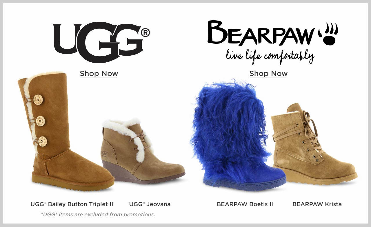 Shop Women's UGG® and BEARPAW