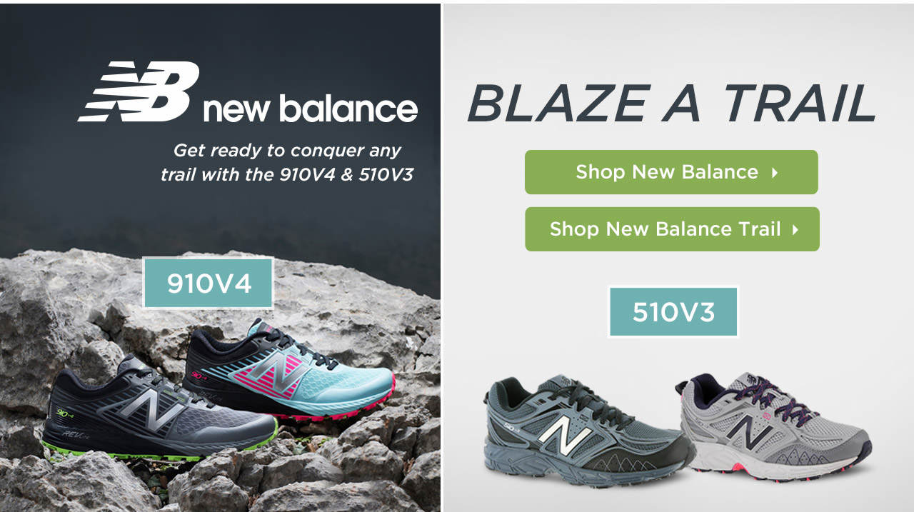 Shop New Balance Trail