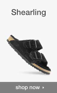 Shop Shearling Footwear