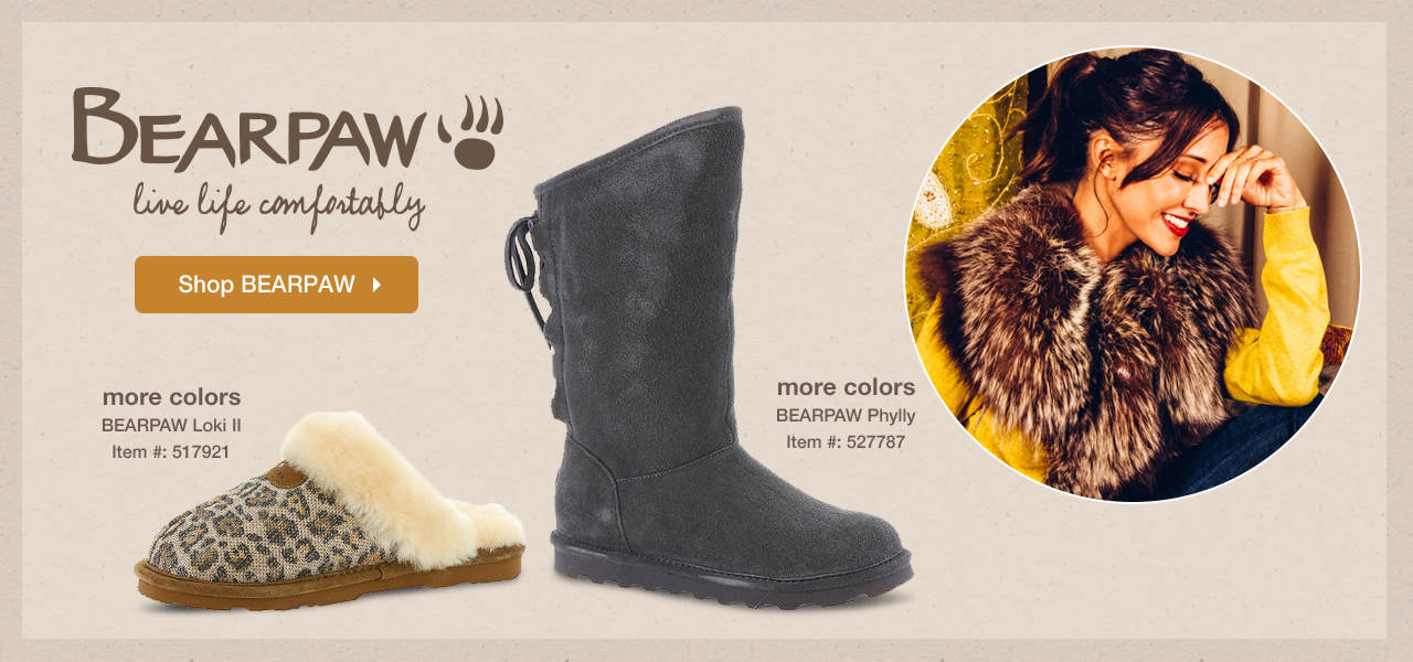 Shop Women's BEARPAW