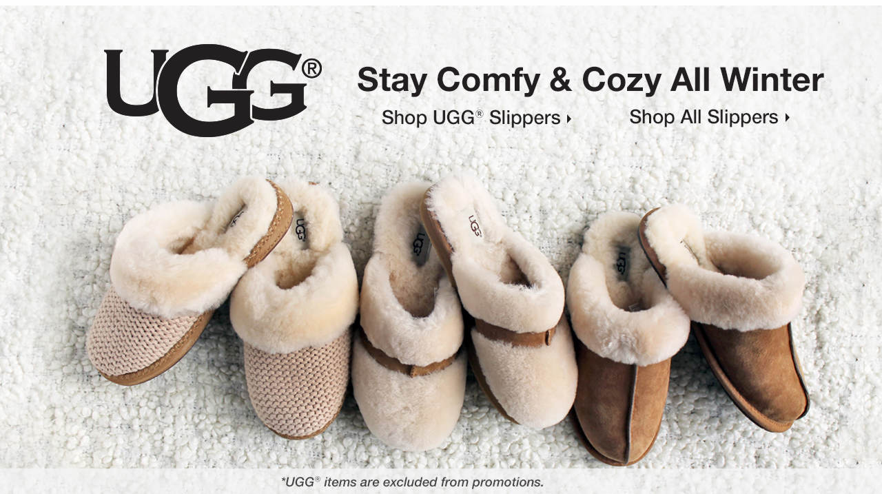 Shop Women's UGG® Slippers