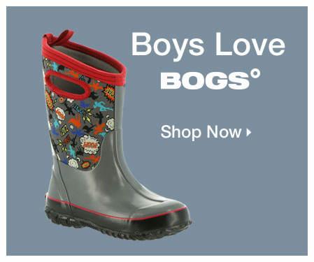 Shop Boys' Bogs