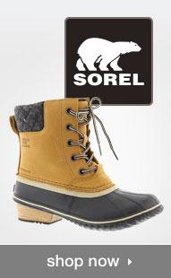 Shop Sorel