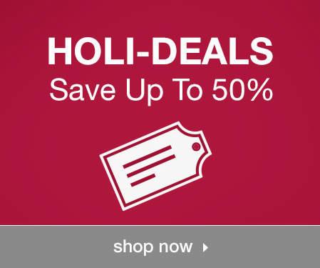Shop Men's Holi-Deals