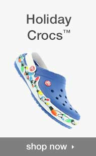 Shop Holiday Crocs™