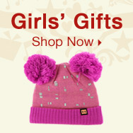 Shop Girl's Gifts