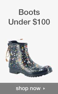 Shop Women's Boots Under $100