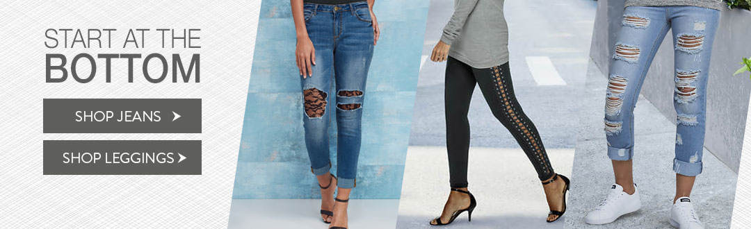 Find sexy and flattering styles that fit. Shop bottoms from K. Jordan.