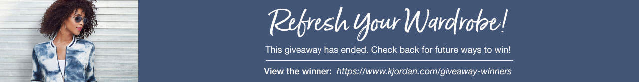 This giveaway has ended. Click here to view the winner.
