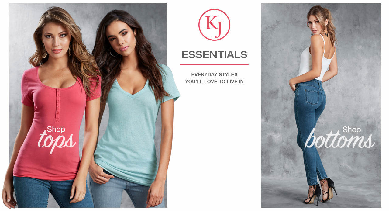 Your source for fashion inspiration! Shop wardrobe essentials from K. Jordan now.