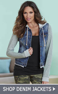 Shop all Denim Jackets
