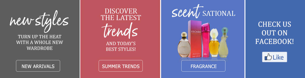 See what all the hype's about - Hot styles that are new, now and totally on trend. Discover the latest trends and today's best styles. Shop fragrances for men and women that are scent-sational.