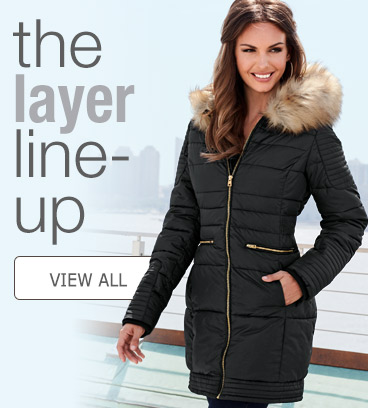 Shop the layer line-up