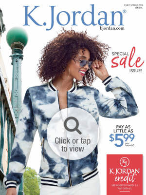 Browse the Early Spring 2018 Online Catalog