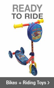 Shop Bikes + Riding Toys