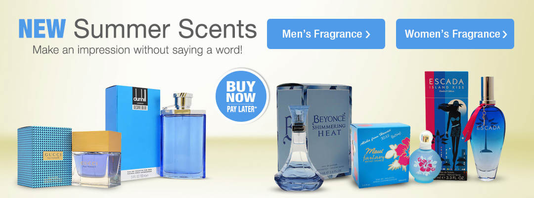 NEW Summer Scents are here. Shop Women's Fragrances for men and women.