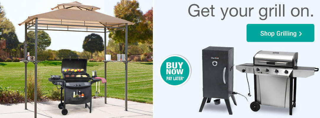 Get your grill on with grills and grilling accessories from Stoneberry.