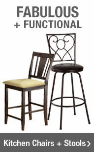 Shop Kitchen Chairs + Stools