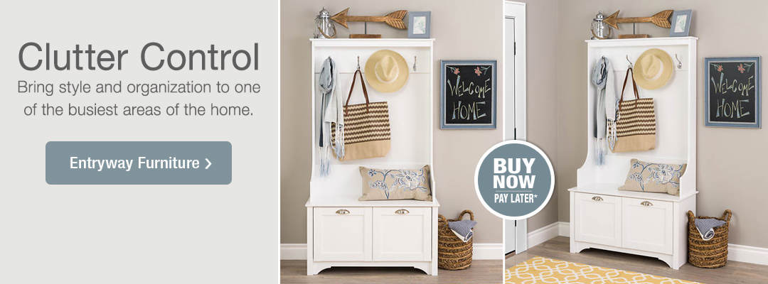 Designs that will match your unique tastes and budget. Shop Entryway Furniture now.