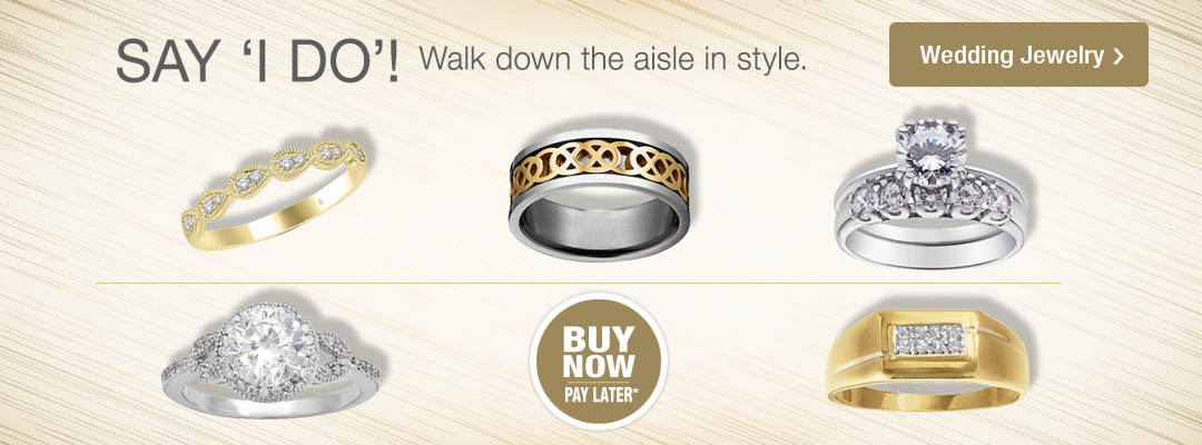 Love is in the air. Walk down the aisle in style with wedding jewelry from Stomeberry. Shop now.